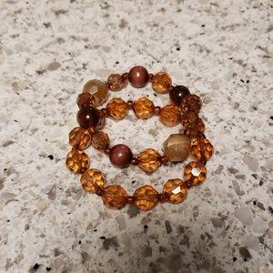 Chunky Bead Bracelets